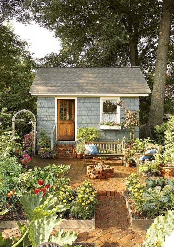 Garden Shed Plans Learn How To Build Your Own Shed Owe Crafts