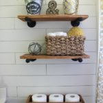 Amazing Bathroom Shelves Ideas